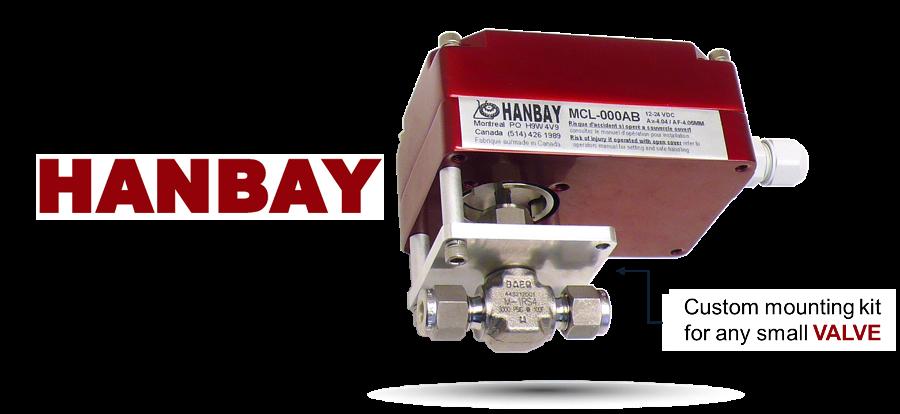Hanbay Actuator