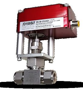 Hanbay M-Series Valve Actuator - SS-1RS4