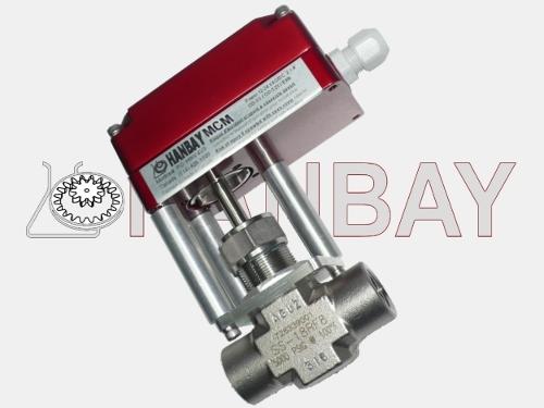Hanbay Inc Electric Valve Actuators