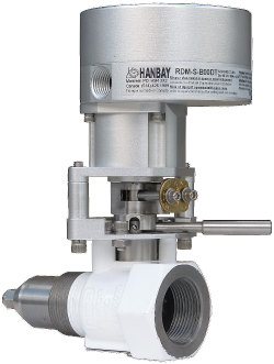Hanbay Fail Safe Spring Return Valve Actuator