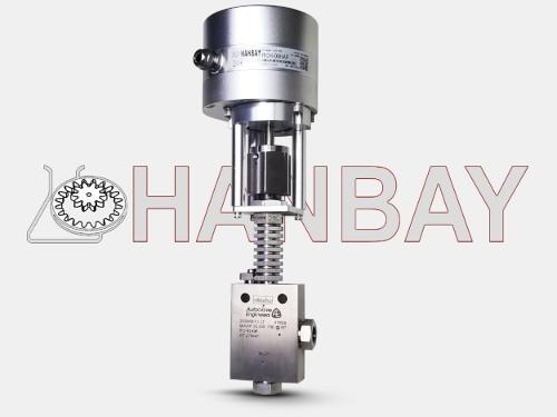 Valve Manufacturer Autoclave Parker Partnumber 20SM9072 LT CV Value 1300 Max Pressure 20000 Psi Connection 9 16 In FNPT Line Size 05625