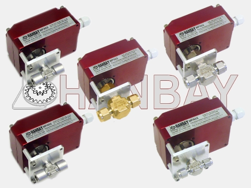 Actuators with Valves